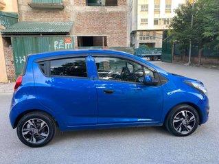 Cá nhân bán xe Chevrolet Spark SX 2016, màu xanh