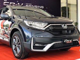 Honda CR-V khuyến mãi khủng, giảm thuế trước bạ, vay ngân hàng lãi suất hấp dẫn không cần chứng minh thu nhập
