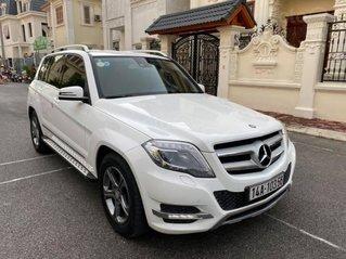 Bán xe Mercedes GLK 250 SX 2014 màu trắng. Giá 840tr