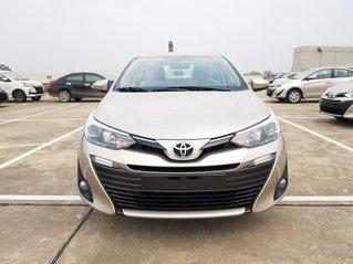 Toyota Vios 2020 - đủ màu giao ngay, giảm giá tiền mặt, giảm ngay 50% thuế trước bạ, mua xe giá tốt tại đây