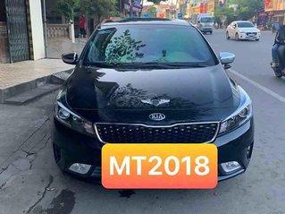 Bán Kia Cerato sản xuất 2018, màu đen còn mới, giá 455tr