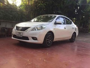 Bán Nissan Sunny năm sản xuất 2015, màu trắng còn mới, giá tốt