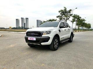 Bán xe Ford Ranger Wildtrak 3.2 sản xuất 2017, biển Hà Nội
