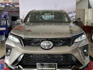 [Hot] Toyota Fortuner 2.4 AT Legender - KM hấp dẫn - Đủ màu, giao ngay - Hỗ trợ 85%/8 năm