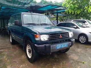 Bán Mitsubishi Pajero năm sản xuất 1997, màu xanh lam, xe nhập