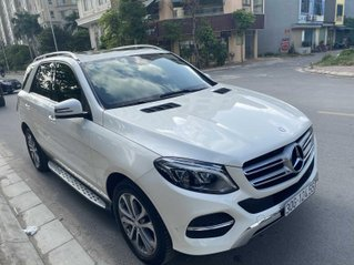 Bán ô tô Mercedes-Benz GLE-Class năm 2016, màu trắng xe gia đình giá tốt 2 tỷ 480 triệu đồng, xe chính chủ đẹp nhất Việt Nam