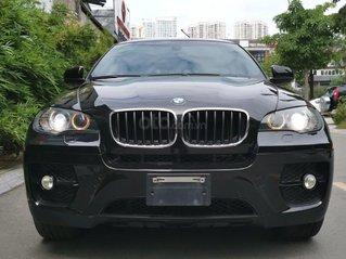 BMW X6 Xdrive 35i 2010, màu đen, nhập khẩu