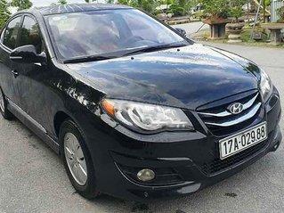Cần bán xe Hyundai Avante đời 2014, màu đen