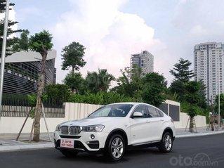 Bán BMW X4 2014, màu trắng, nhập khẩu nguyên chiếc chính chủ