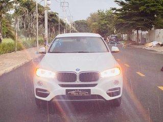 Bán xe BMW X6 đăng ký lần đầu 2017, màu trắng ít sử dụng giá chỉ 2 tỷ 679 triệu đồng