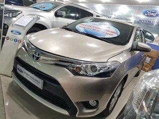 Bán xe Toyota Vios 1.5G đời 2015, bản AT