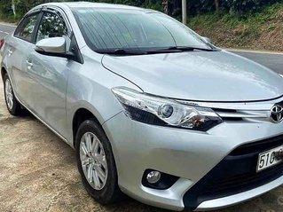 Cần bán Toyota Vios sản xuất năm 2018, màu bạc còn mới giá cạnh tranh
