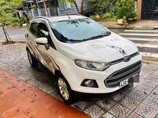 Cần bán Ford EcoSport năm 2015, màu trắng còn mới, giá tốt