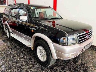 Cần bán gấp Ford Everest sản xuất 2015, màu đen còn mới