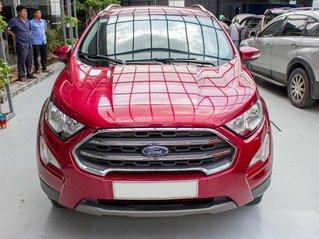 Ford Ecosport Titanium 1.5 AT sx 2018, mẫu mới, xe gia đình sử dụng chạy 30.000km, lên màn android. Có trả góp