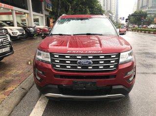 Bán Ford Explorer Limited 2.3L EcoBoost 2016 - 1 tỷ 495 triệu