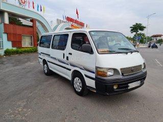 Toyota nhập khẩu sx 1995 máy 2.0 xe 4 cửa chạy 110.000km 9L/100km nội thất ghi máy xăng. Đăng kí 3 chỗ số tay, màu trắng