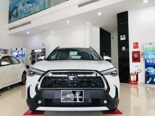 [Hot] Toyota Corolla Cross 1.8V cao cấp - đủ màu giao ngay - KM hấp dẫn - Hỗ trợ tài chính 85%/8 năm