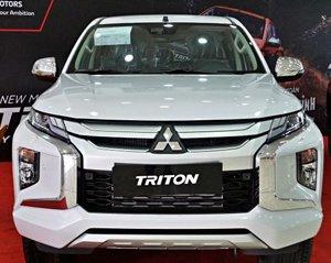 Mua xe giá thấp với chiếc Mitsubishi Triton 2.5L MT sản xuất năm 2020, giá thấp, giao nhanh
