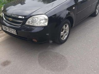 Bán ô tô Daewoo Lacetti 2007, màu đen, khám phí dài