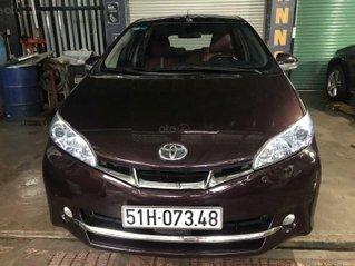 Bán ô tô Toyota Wish đời 2010, màu nâu nhập khẩu, giá tốt 450 triệu đồng