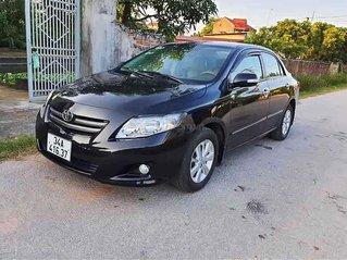 Cần bán xe Toyota Corolla Altis năm sản xuất 2010, màu đen còn mới