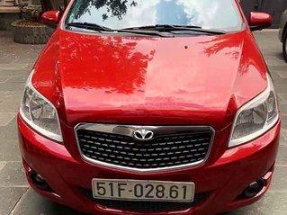 Bán xe Daewoo GentraX năm 2009, màu đỏ, nhập khẩu nguyên chiếc còn mới