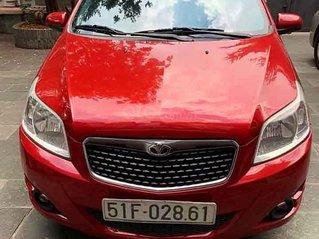 Bán xe Daewoo GentraX năm sản xuất 2009, màu đỏ, xe nhập còn mới, 215 triệu