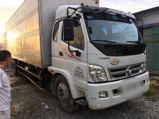 Bán xe tải cũ OLLIN 950A thùng kín, xe OLLIN 950A 2016