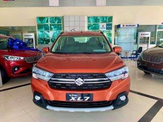 Suzuki XL7 SUV 7 chỗ, nhập khẩu, giá tốt nhất thị trường