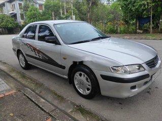 Cần bán Mazda 626 đời 2001, màu bạc, xe nhập