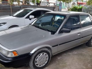 Cần bán Toyota Camry đời 1989, màu xám, xe nhập còn mới giá cạnh tranh
