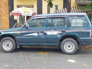 Cần bán Mitsubishi Pajero năm sản xuất 1997, màu xanh lam, nhập khẩu nguyên chiếc còn mới, giá tốt