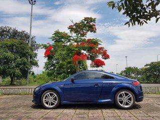 Cần bán lại xe Audi TT 2.0 năm sản xuất 2017, màu xanh lam, xe nhập còn mới