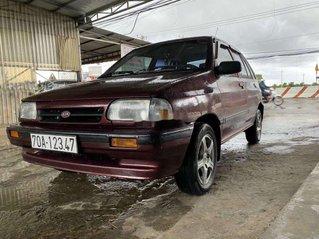 Cần bán lại xe Kia CD5 đời 2002, màu đỏ, nhập khẩu nguyên chiếc