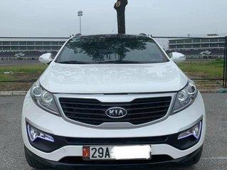 Bán xe Kia Sportage Limited SX 2011, màu trắng