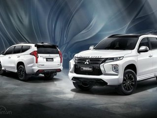 Quà tặng đặc biệt dành cho 300 khách hàng đầu tiên đăng ký mua xe Mitsubishi Pajero Sport đến 31/12/2020