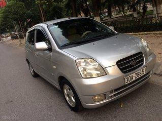 Bán Kia Morning sản xuất 2007, màu bạc, xe nhập