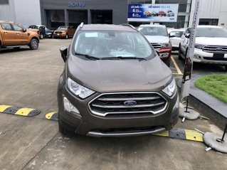 Ford EcoSport 2020 - ưu đãi khủng giá tốt