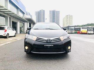 Toyota Corolla Altis 1.8G AT, số tự động, SX 2017, biển thành phố
