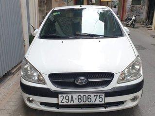 Bán xe Hyundai Click nhập khẩu Hàn Quốc, màu trắng, sx 2008