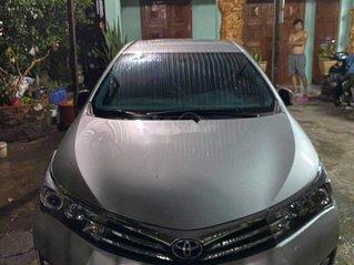 Cần bán lại xe Toyota Corolla Altis năm 2016, màu xám còn mới