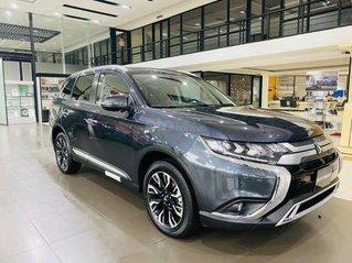 Mitsubishi Outlander 2020 nhiều màu, giá tốt, giao ngay, hỗ trợ trả góp 85% giá trị xe