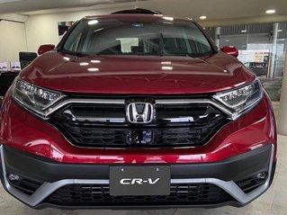 Honda CRV 2020, KM 100% thuế trước bạ tháng 10 với nhiều chương trình hấp dẫn