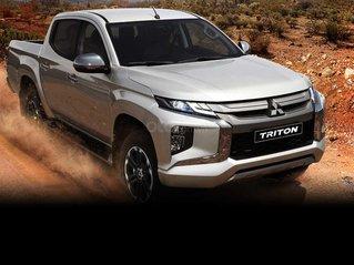 Bán Mitsubishi Triton đời 2020, giá ưu đãi