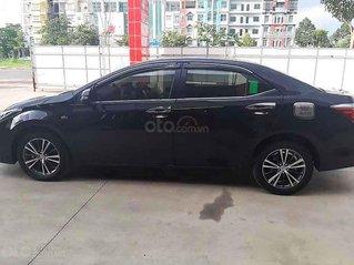 Cần bán lại xe Toyota Corolla Altis 1.8G CVT sản xuất 2018, màu đen giá cạnh tranh