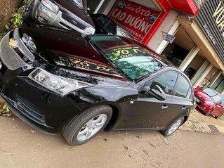 Bán xe Chevrolet Cruze LS đời 2011, màu đen, giá chỉ 240 triệu