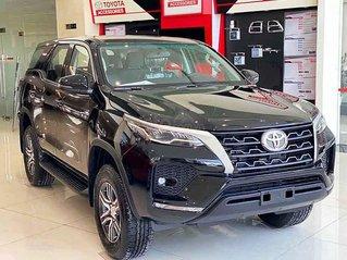 Cần bán xe Toyota Fortuner 2.4G AT 4x2 2020, màu đen