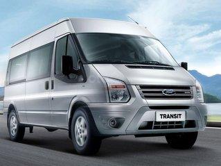 Bán xe Ford Transit Luxury đời 2020, giao xe nhanh