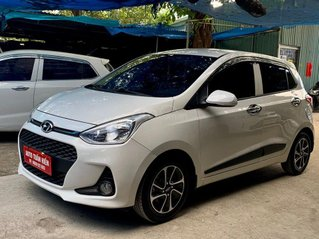 Bán xe Grand I10 1.2 full option số sàn đời 2017, biển Hà Nội